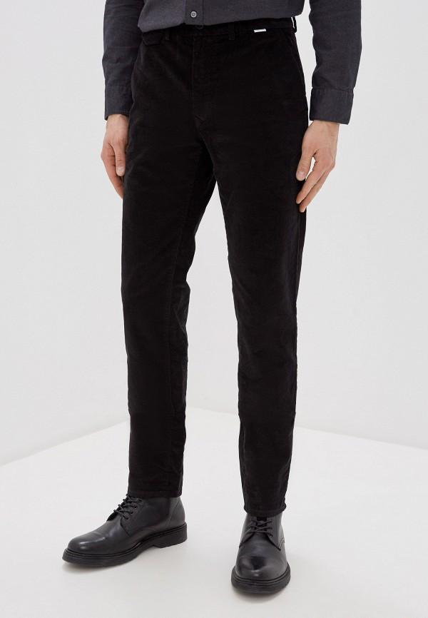 мужские повседневные брюки calvin klein, черные