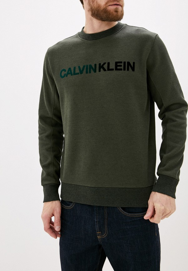 лучшая цена Свитшот Calvin Klein Calvin Klein CA105EMHEMM3