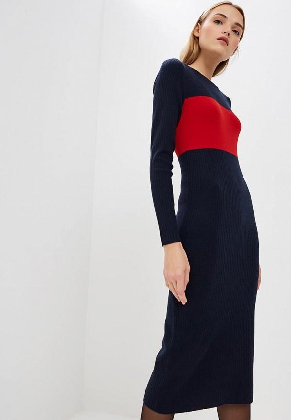 Платье Calvin Klein Calvin Klein CA105EWCOKH8 платья calvin klein платье