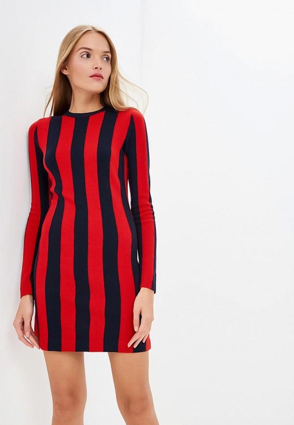 Платье Calvin Klein Calvin Klein CA105EWCOKI0 anne klein 1442 bkgb