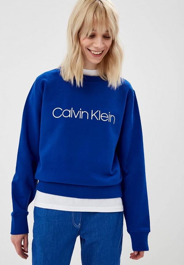 Свитшот Calvin Klein Calvin Klein CA105EWDOWH1 все цены