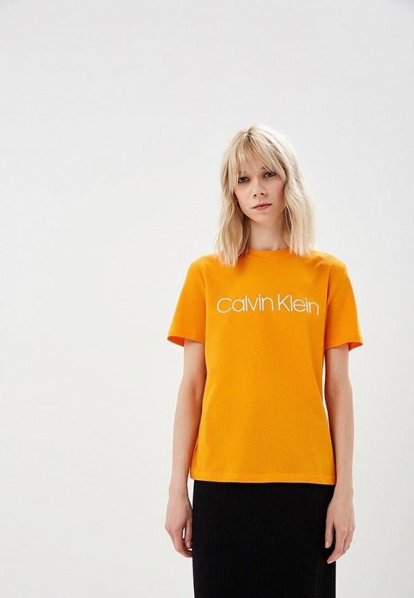 Футболка Calvin Klein Calvin Klein CA105EWDOWI0