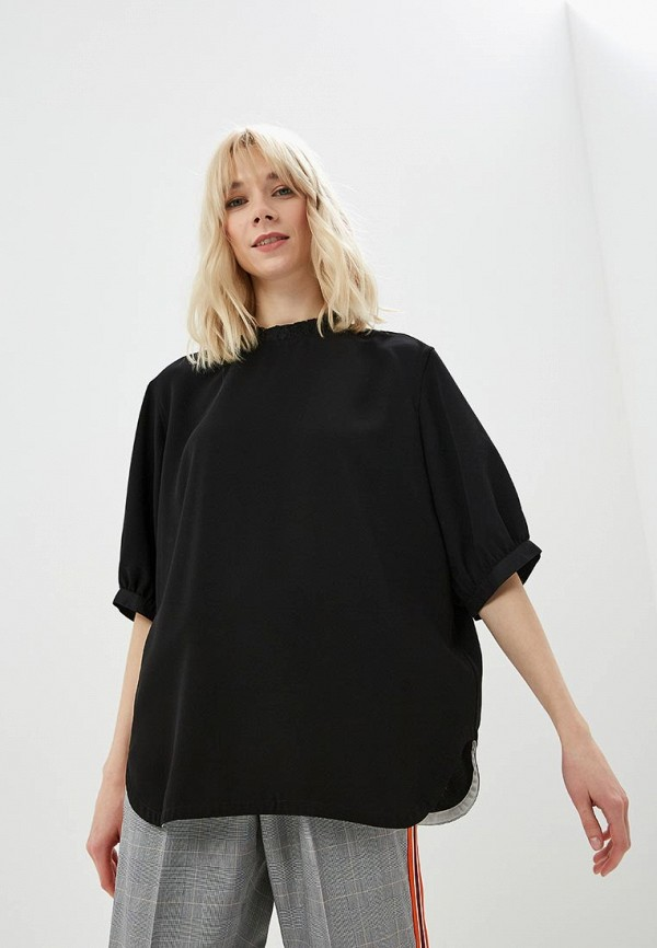 Блуза Calvin Klein Calvin Klein CA105EWDOWJ9 calvin klein modern cotton длинные кальсоны черный с логотипом