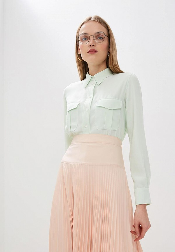 Блуза Calvin Klein Calvin Klein CA105EWEGSE5 кольцо calvin klein 23423 jewelrydomed 2015