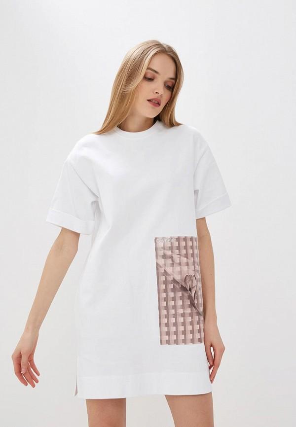 Платье Calvin Klein Calvin Klein CA105EWEGSH8 платье calvin klein calvin klein ca105ewegsh1
