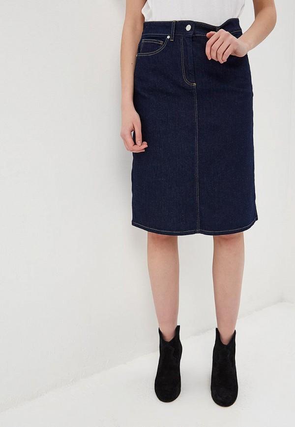 Юбка джинсовая Calvin Klein Calvin Klein CA105EWEGSI7