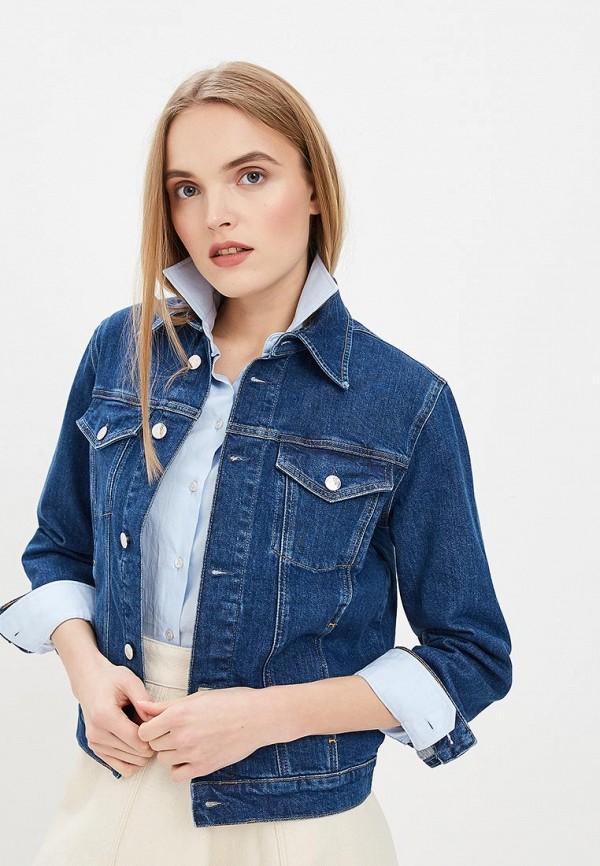 Куртка джинсовая Calvin Klein Calvin Klein CA105EWEGSI9