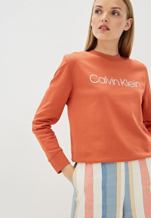 Свитшот Calvin Klein Calvin Klein CA105EWFGWT3 свитшот calvin klein calvin klein ca105ewegsd7