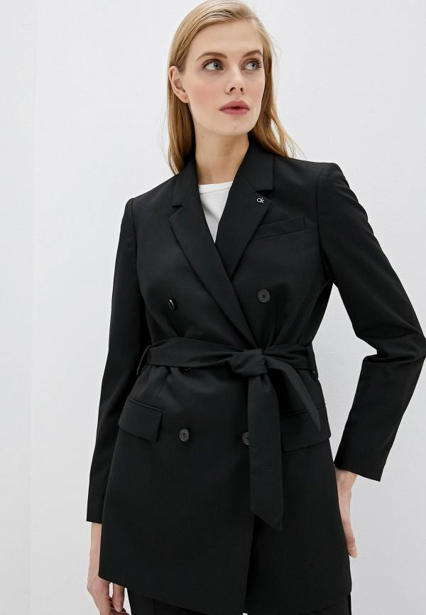 Пиджак Calvin Klein Calvin Klein CA105EWHEZC6 все цены