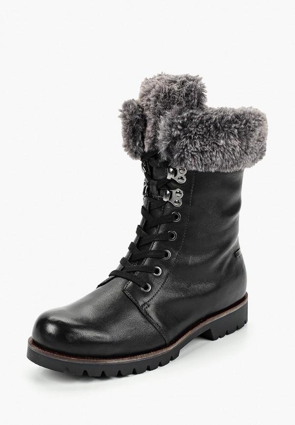 Купить Ботинки Caprice, ca107awciyl3, черный, Осень-зима 2018/2019