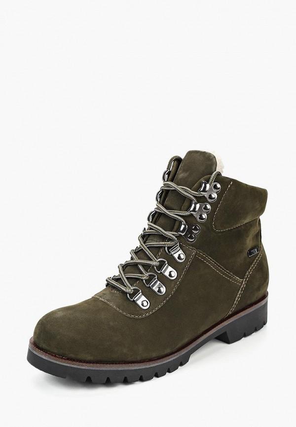Высокие ботинки Caprice