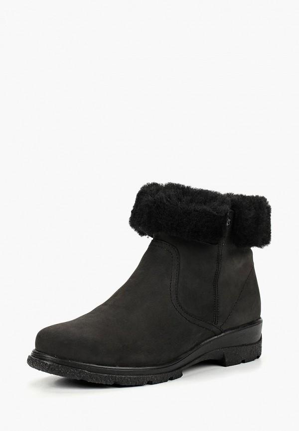 Купить Ботинки Caprice, увеличенная полнота H , CAP Comfort, ca107awciym2, черный, Осень-зима 2018/2019