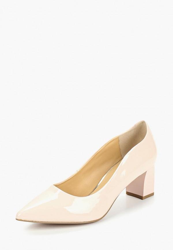 Фото 2 - женские туфли Caprice розового цвета