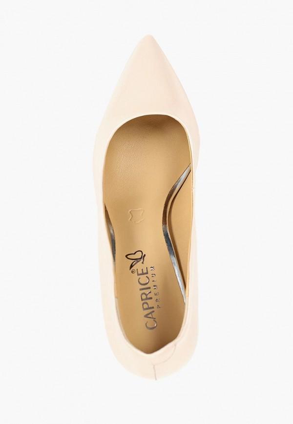 Фото 4 - женские туфли Caprice розового цвета