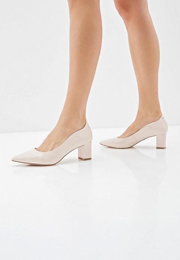 Фото 6 - женские туфли Caprice розового цвета