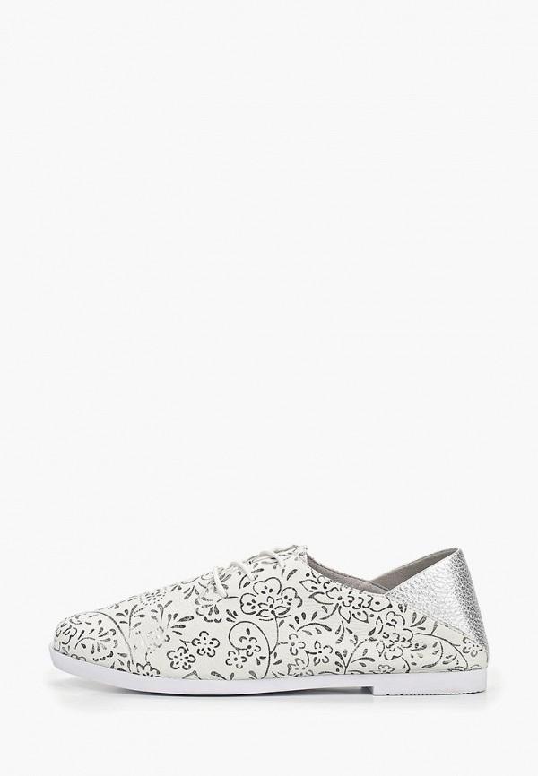 женские ботинки caprice, белые