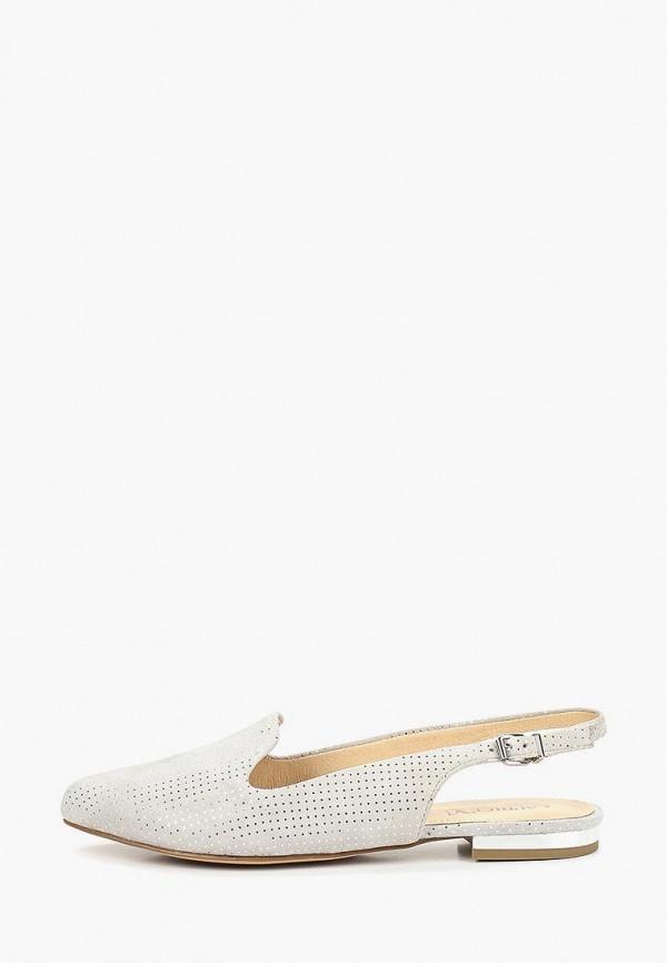 Туфли с открытой пяткой Caprice