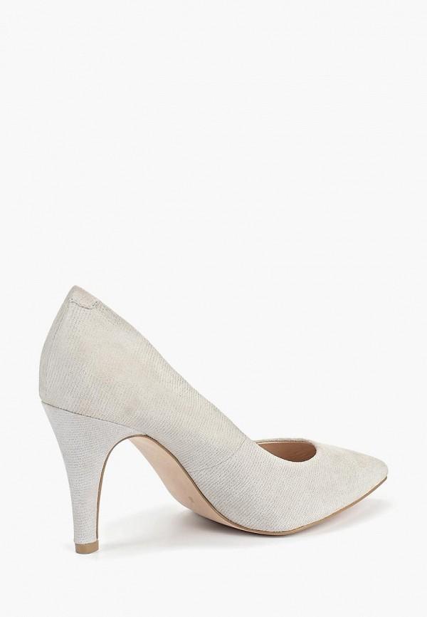 Фото 3 - женские туфли Caprice бежевого цвета