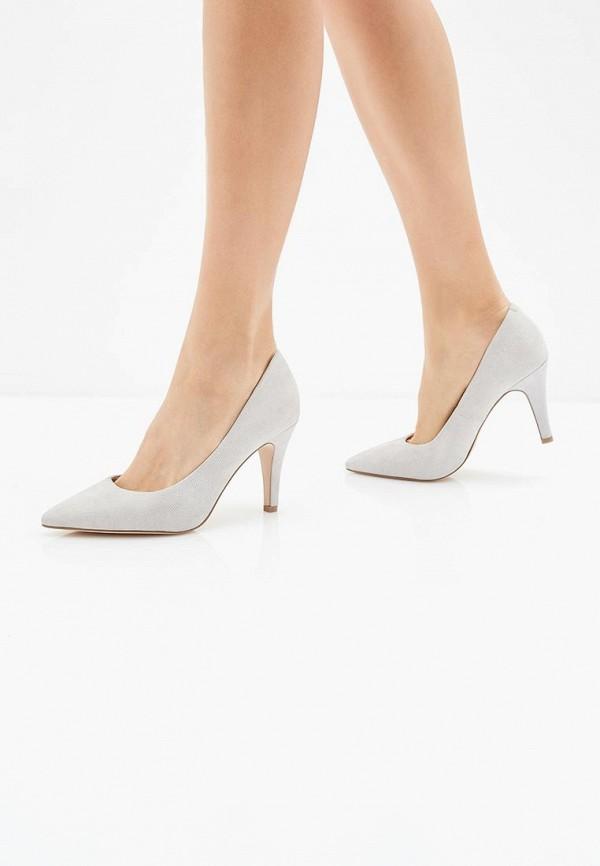Фото 6 - женские туфли Caprice бежевого цвета