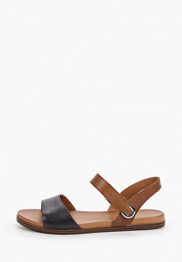женские сандалии caprice, разноцветные