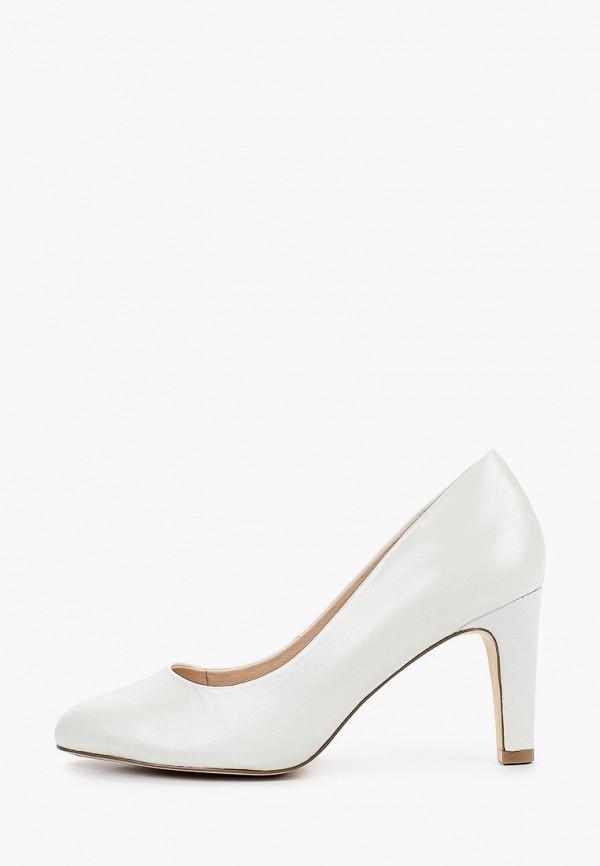 женские туфли caprice, белые