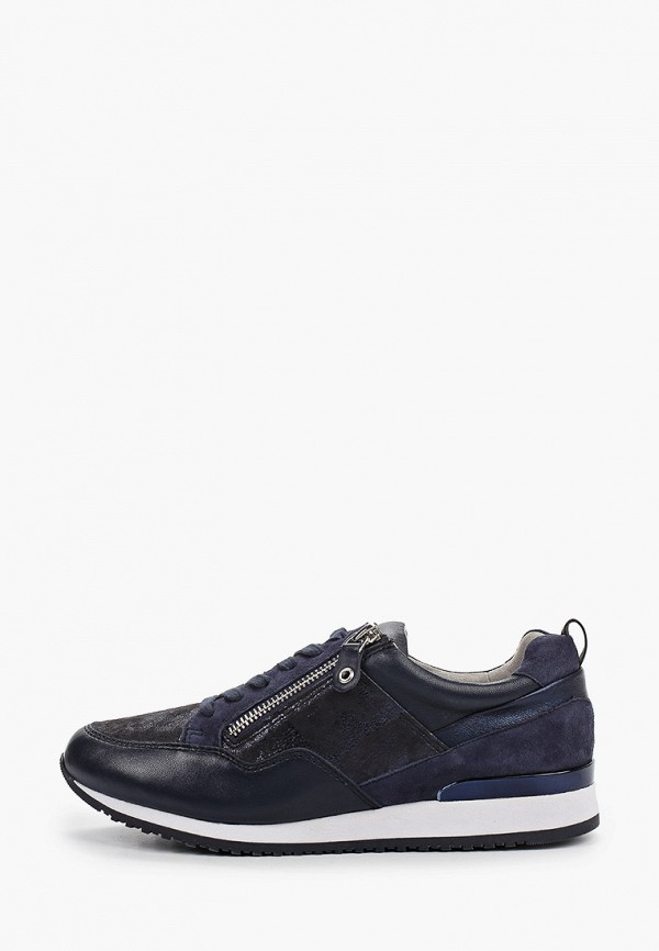 женские кроссовки caprice, синие