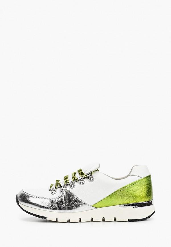 женские кроссовки caprice, разноцветные