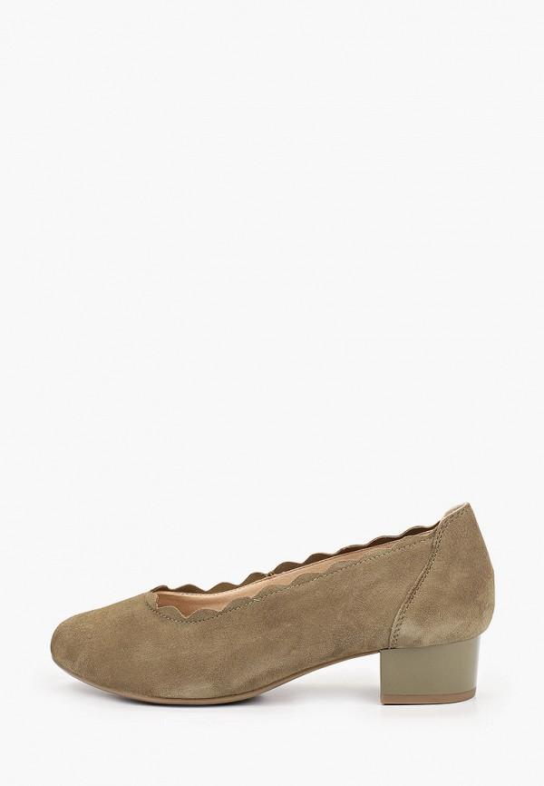 Туфли Caprice Caprice 9-9-22301-26 хаки фото