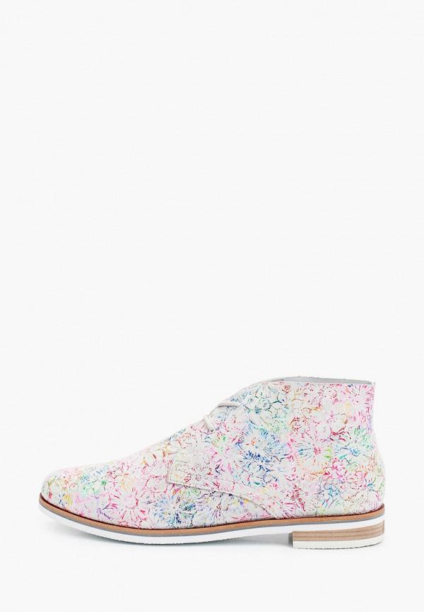 женские ботинки caprice, разноцветные
