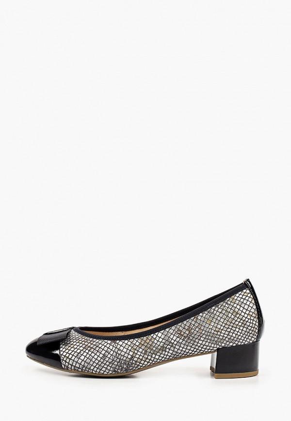 женские туфли caprice, разноцветные