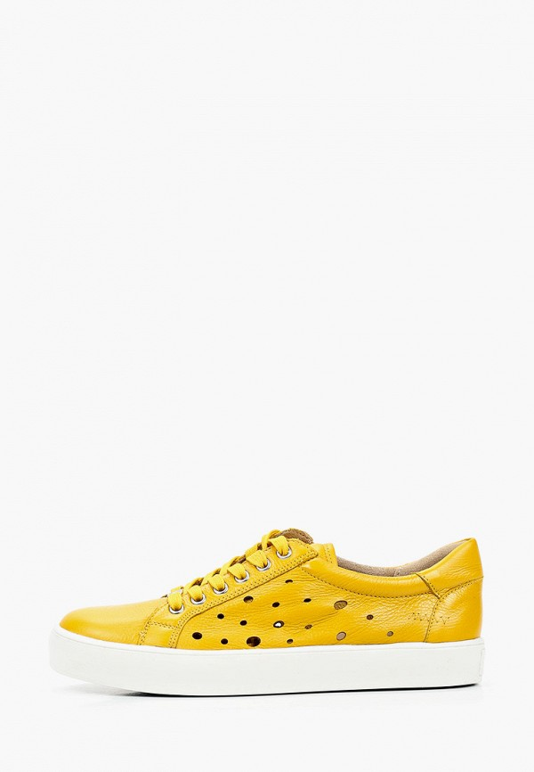 Кеды Caprice Caprice 9-9-23651-26 желтый фото