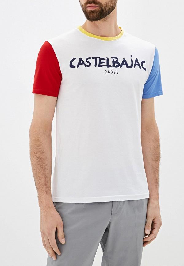 Фото - Мужскую футболку Castelbajac белого цвета