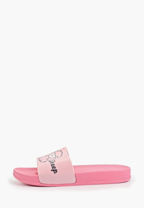 сланцы calypso для девочки, розовые
