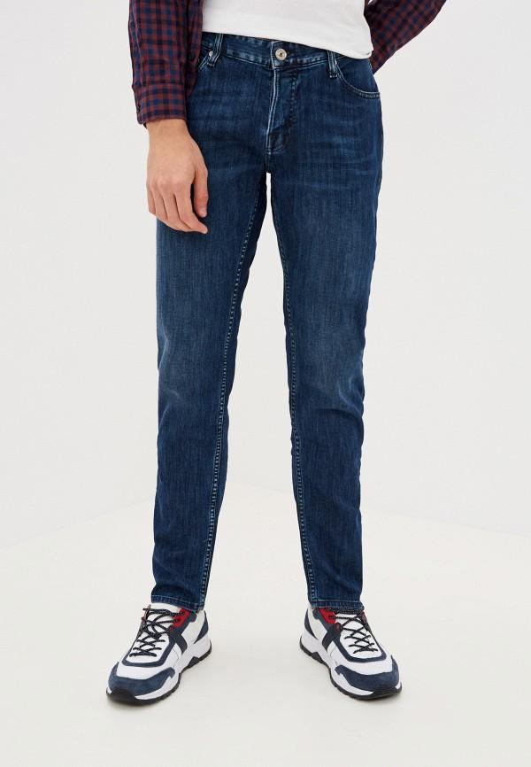 мужские прямые джинсы care label, синие