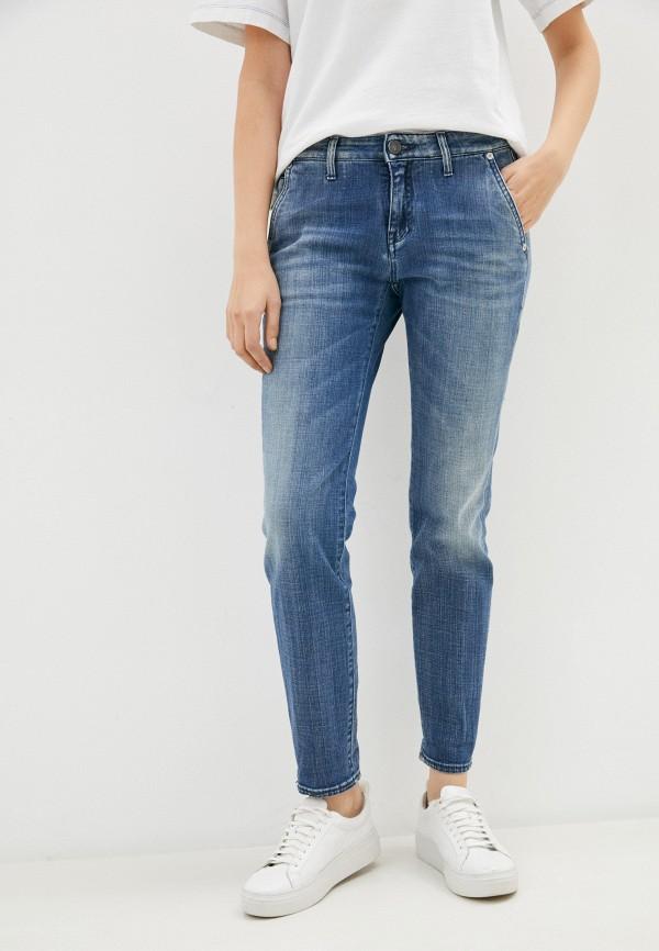 женские джинсы care label, голубые