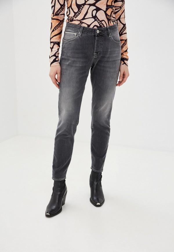 женские джинсы care label, серые
