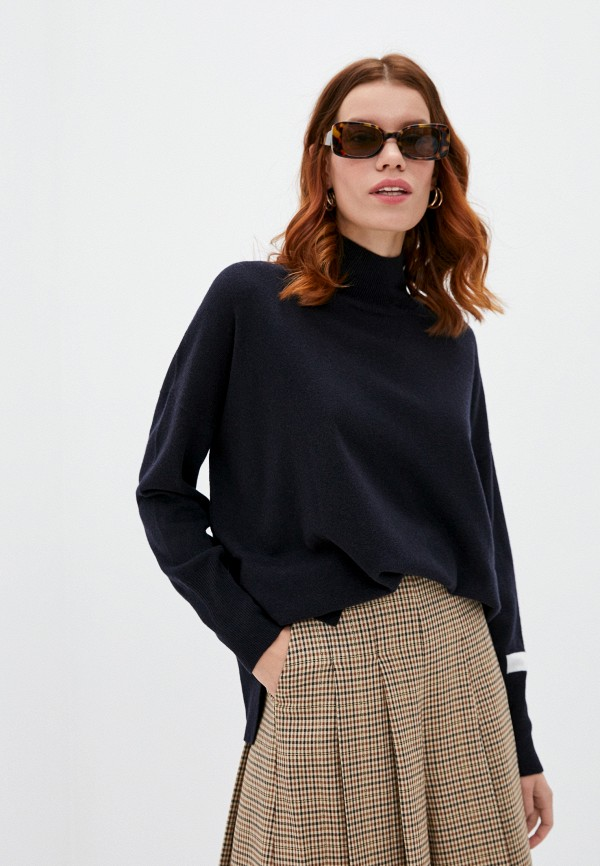 женский свитер cappellini, синий