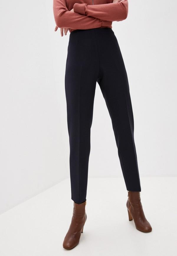 женские повседневные брюки cappellini, синие