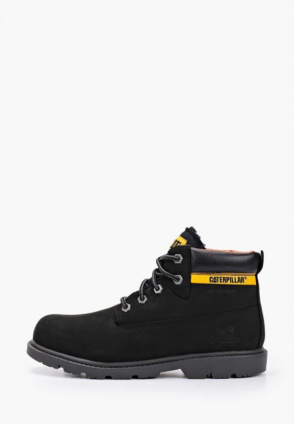 ботинки caterpillar малыши, черные