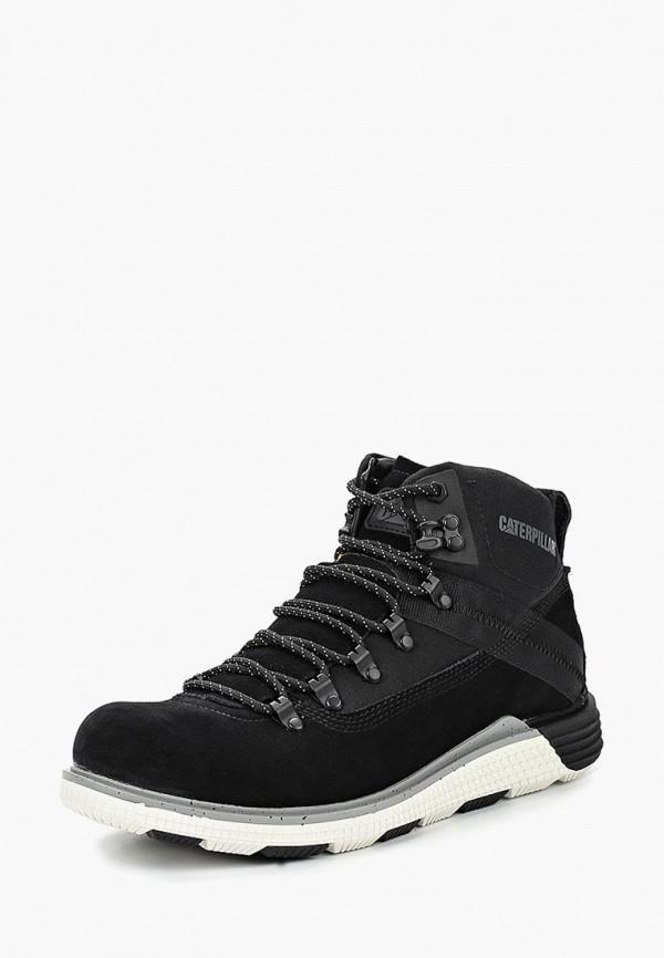 Купить Ботинки Caterpillar, CHASE20, CA213AMCPNU7, черный, Осень-зима 2018/2019