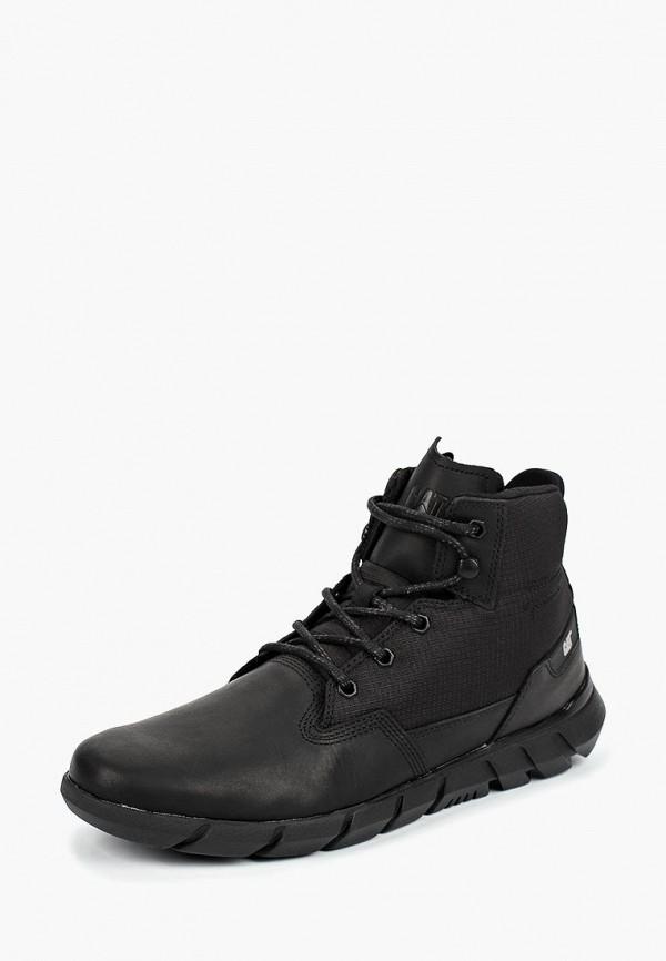 Купить Ботинки Caterpillar, CRAYFORD, CA213AMCPNU9, черный, Осень-зима 2018/2019