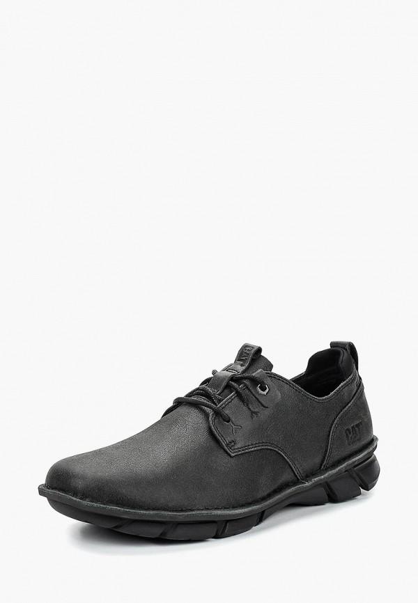 Купить Ботинки Caterpillar, EMANATE, CA213AMCPNV5, черный, Осень-зима 2018/2019