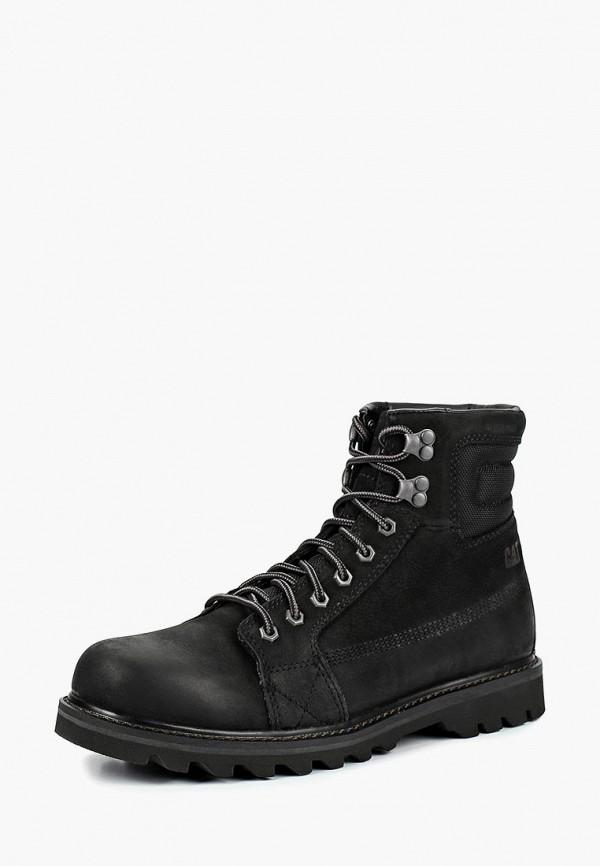 Купить Ботинки Caterpillar, OVERPASS WP TX, CA213AMCPNX0, черный, Осень-зима 2018/2019