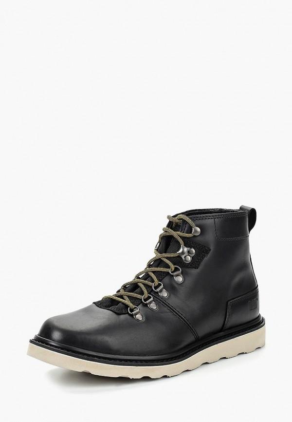 Купить Ботинки Caterpillar, SHAW, CA213AMCPNX6, черный, Осень-зима 2018/2019