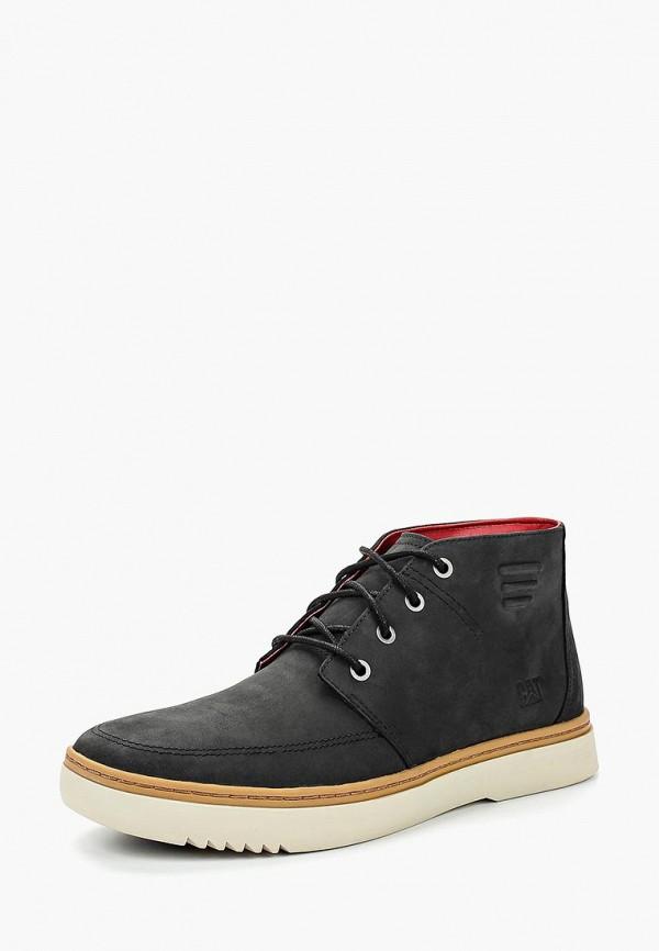 Купить Ботинки Caterpillar, SIXPOINT, CA213AMCPNY6, черный, Осень-зима 2018/2019