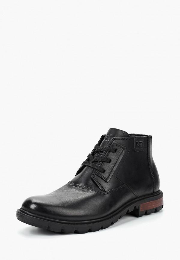 Купить Ботинки Caterpillar, STATS, CA213AMCPNZ1, черный, Осень-зима 2018/2019