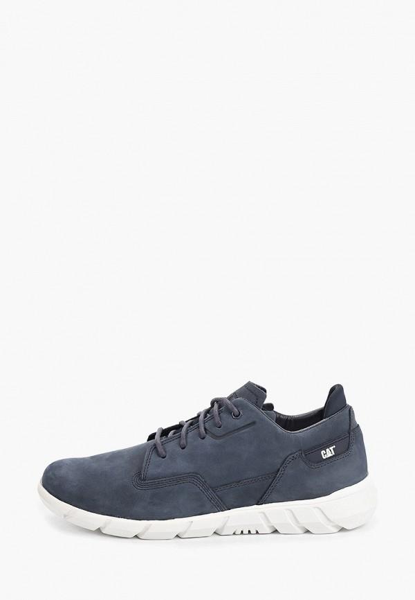 мужские низкие ботинки caterpillar, синие