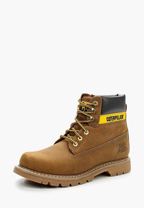Купить Ботинки Caterpillar, COLORADO, CA213AMWDI32, коричневый, Осень-зима 2018/2019