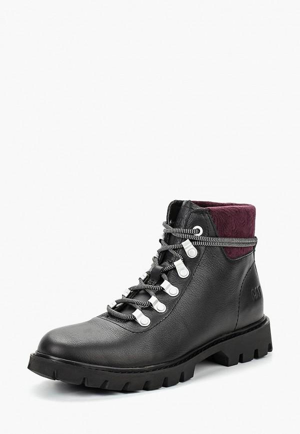 Купить Ботинки Caterpillar, HANDSHAKE, CA213AWCPOC2, черный, Осень-зима 2018/2019