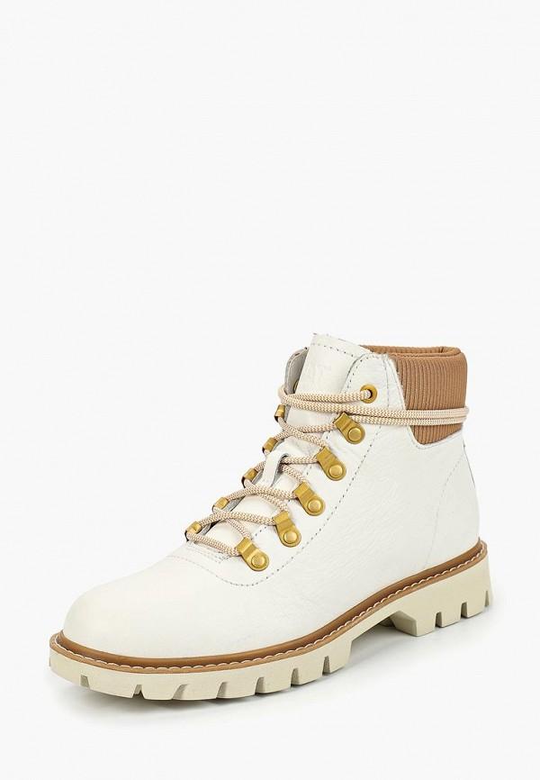 Купить Ботинки Caterpillar, HANDSHAKE, CA213AWCPOC3, белый, Осень-зима 2018/2019